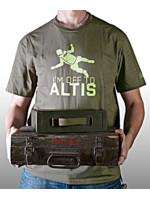 Tričko ArmA III - Off to Altis