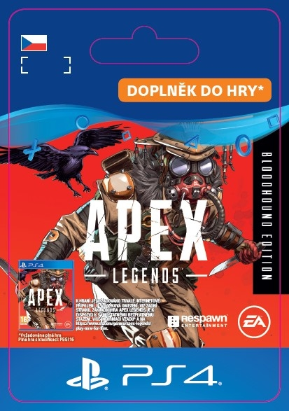 Apex Legends™ - Bloodhound Edition (PS4 DIGITAL) (PS4)
