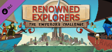 Renowned Explorers: The Emperor's Challenge (PC) Steam (PC)