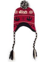 Čepice Star Wars - Xmas Laplander