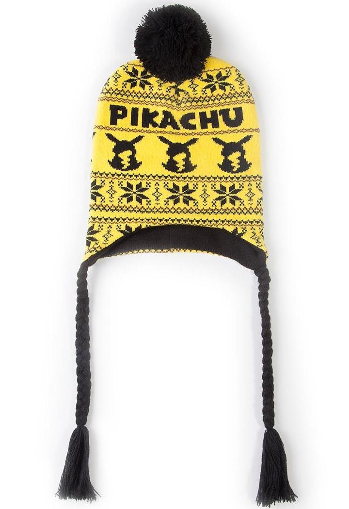 Čepice Pokémon - Pikachu Laplander (PC)