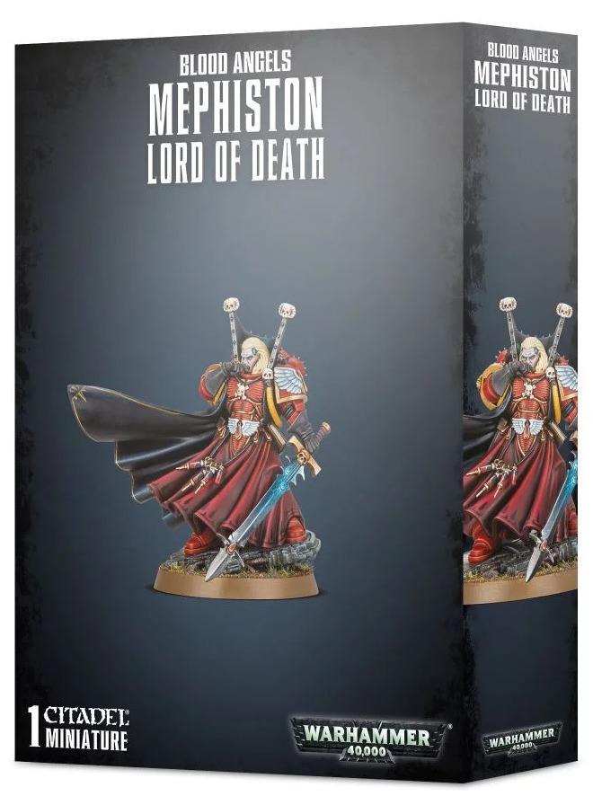 W40k: Blood Angels Mephiston, Lord of Death (1 figurka) (PC)
