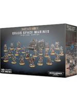 W40k: Chaos Space Marines: Vengeance Warband (22 figurek)