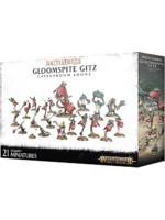 W-AOS: Battleforce: Gloomspite Gitz Caveshroom Loonz (21 figurek)