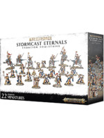 W-AOS: Battleforce: Stormcast Eternals Exorcism Soulstrike (22 figurek)