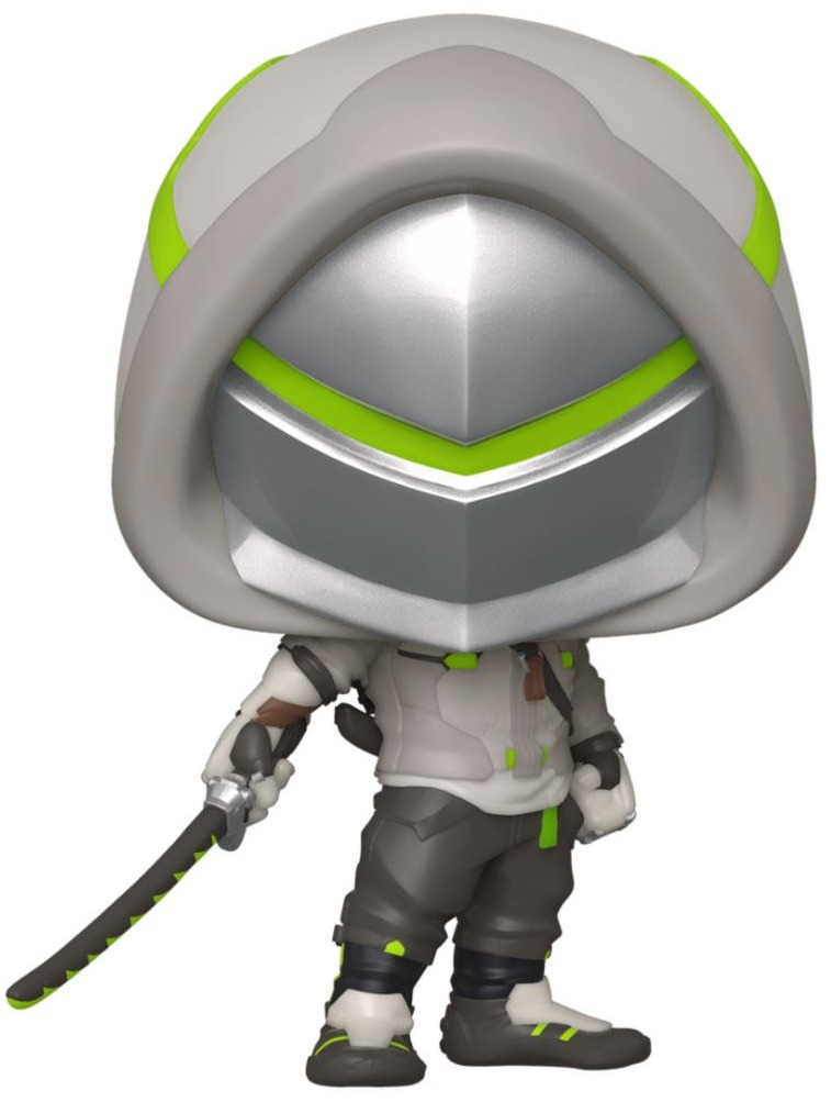 Figurka Overwatch 2 - Genji (Funko POP! Games 551) (PC)