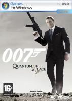 James Bond: Quantum of Solace (PC)