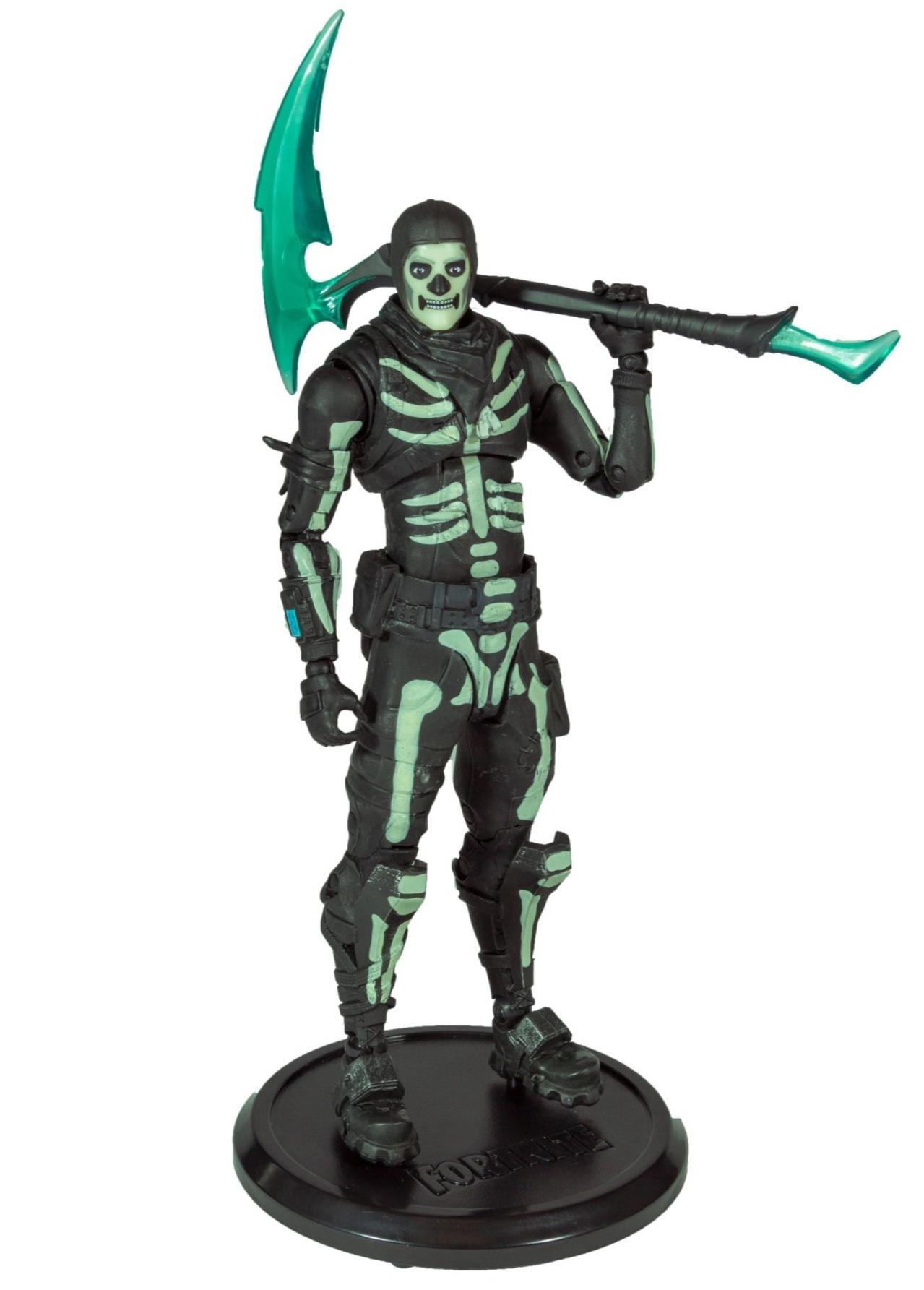 Figurka Fortnite - Skull Trooper (18 cm) (PC)