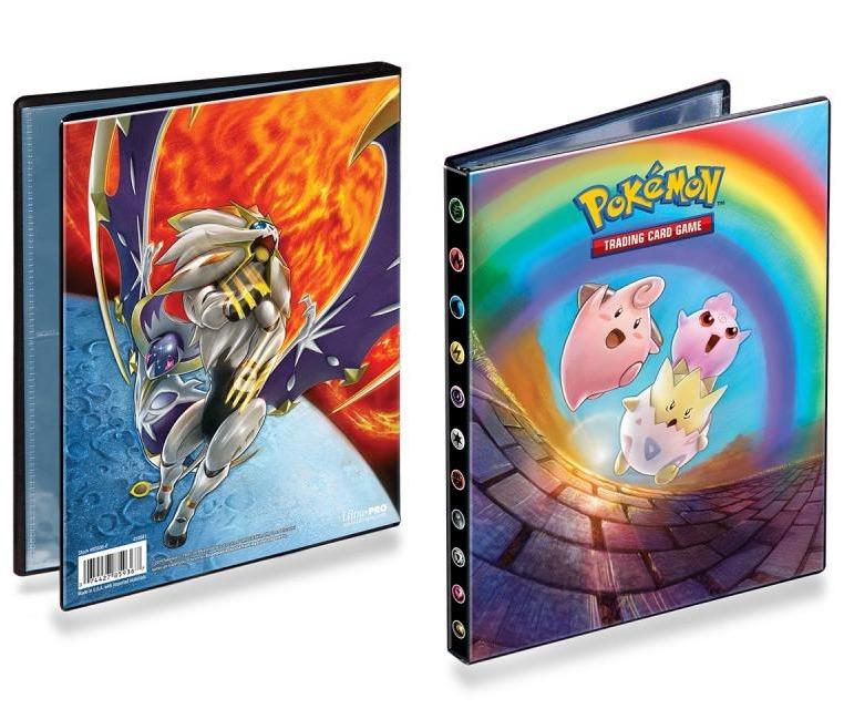 Karetní hra Pokémon TCG: Cosmic Eclipse - A5 Album (80 karet) (PC)