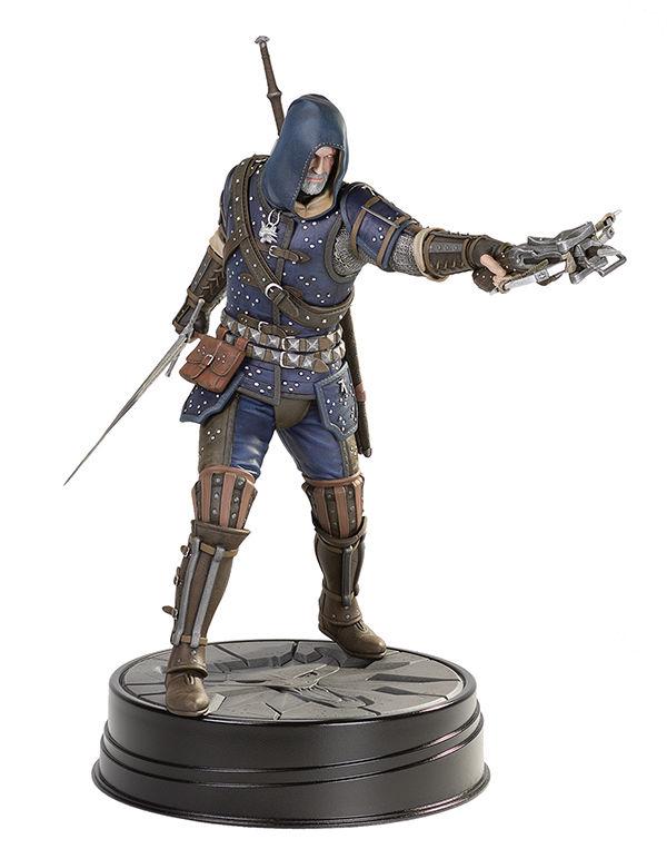 Figurka Zaklínač 3 - Geralt Grandmaster Feline Armor (poškozená krabice) (PC)