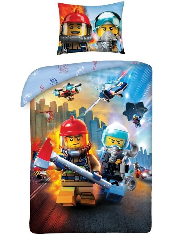 Povlečení Lego - Lego City (PC)