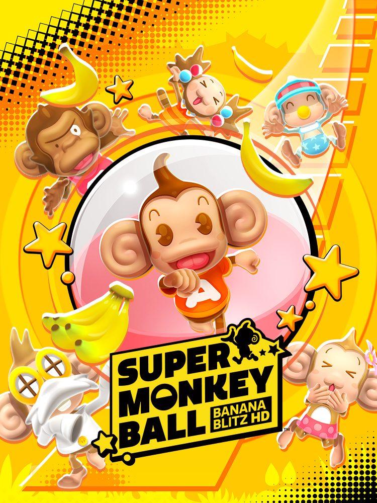 Super Monkey Ball: Banana Blitz HD (PC) Steam (PC)
