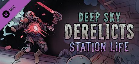 Deep Sky Derelicts - Station Life (PC) Klíč Steam (PC)