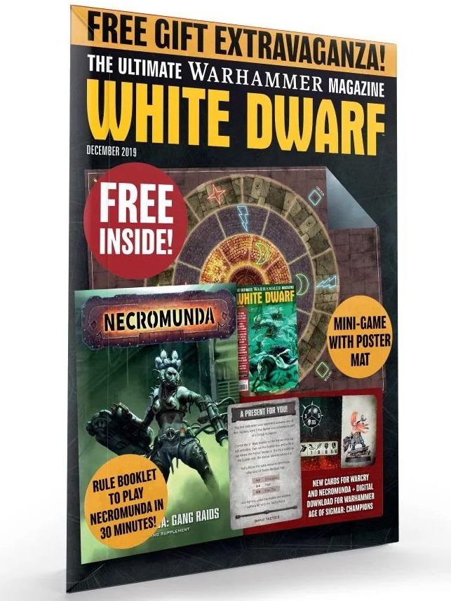 Časopis White Dwarf 2019/12 (PC)