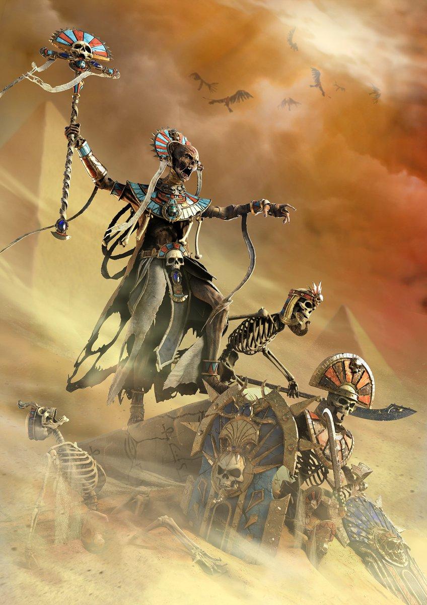 Warhammer Chaosbane Tomb Kings (PC) Steam (DIGITAL)
