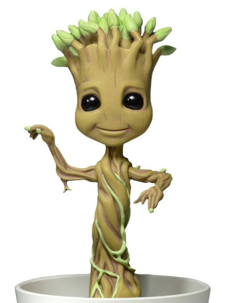 Figurka Guardians of the Galaxy - Groot (Body Knocker Solar Powered) (PC)