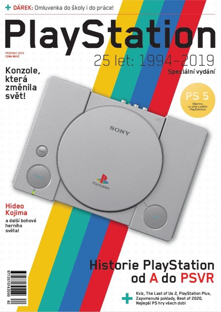 Časopis PlayStation Magazín 3/2019 (PC)