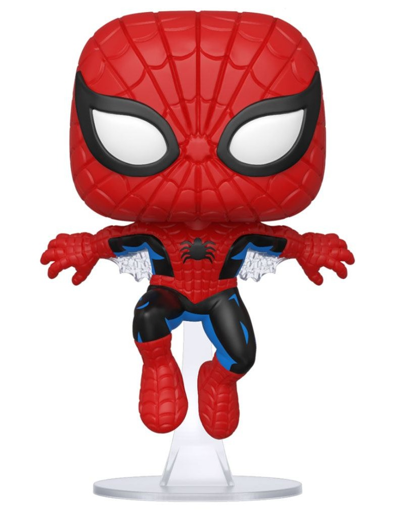 Figurka Marvel - Spider-Man (Funko POP! Marvel 80th First Appearance 593) (PC)