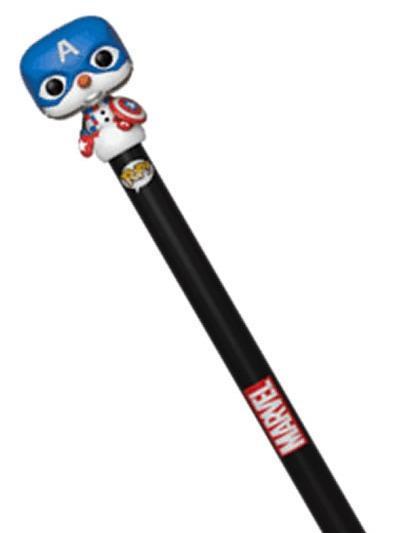 Propiska Marvel Holiday - Captain America as a Snowman (Funko POP!) (PC)
