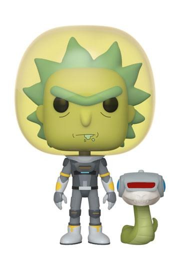 Figurka Rick and Morty - Space Suit Rick (Funko POP! Animation 689) (PC)