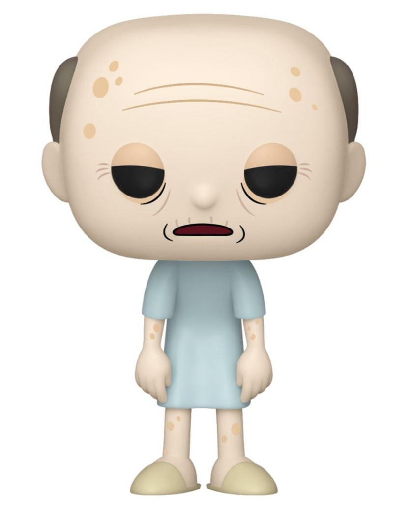 Figurka Rick and Morty - Hospice Morty (Funko POP! Animation 693) (PC)