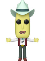 Figurka Rick and Morty - Mr. Poopybutthole (Funko POP! Animation 691)