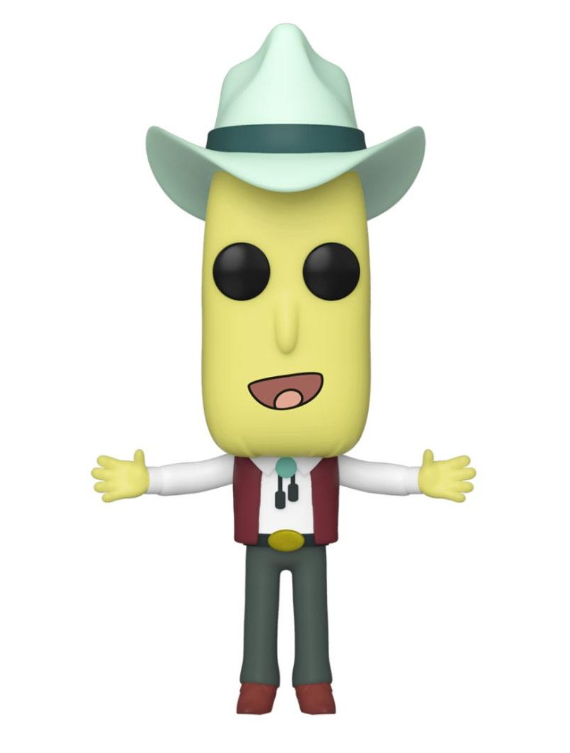 Figurka Rick and Morty - Mr. Poopybutthole (Funko POP! Animation 691) (PC)