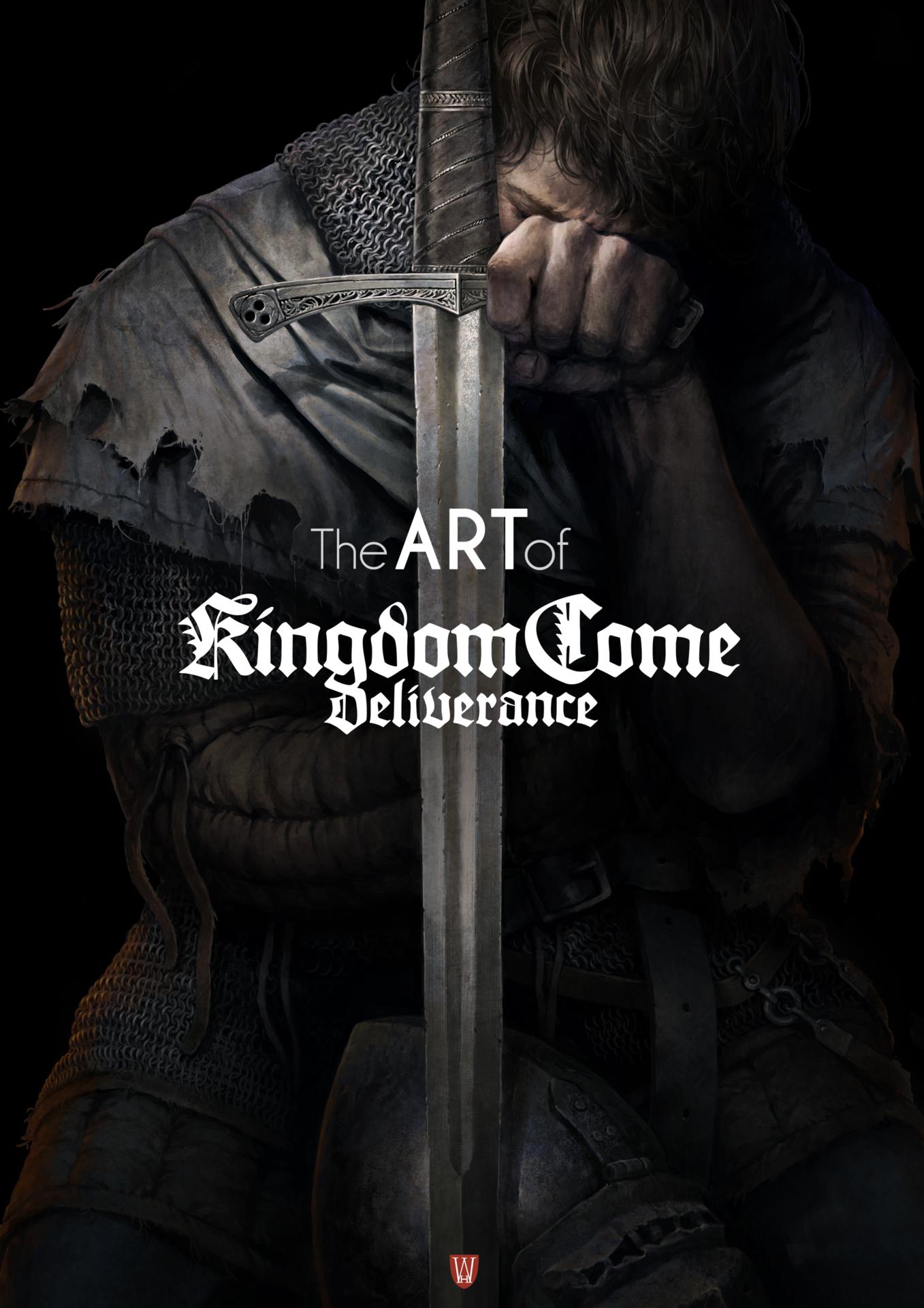 Kniha The Art of Kingdom Come: Deliverance [CZ] (poškozený obal)