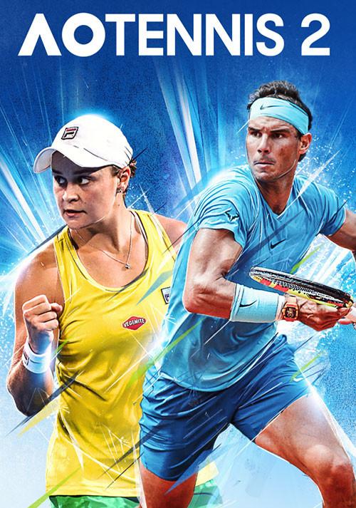 AO Tennis 2 (PC) Steam (PC)