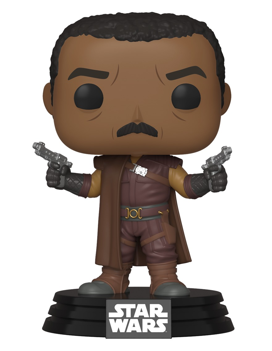 Figurka Star Wars: The Mandalorian - Greef Karga (Funko POP! Star Wars 347) (PC)