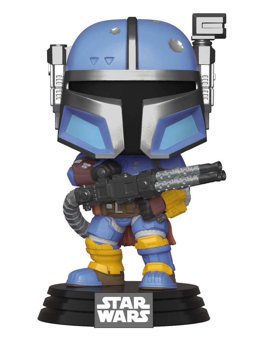 Figurka Star Wars: The Mandalorian - Heavy Infantry Mandalorian (Funko POP! Star Wars 348) (PC)
