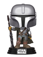 Figurka Star Wars: The Mandalorian - The Mandalorian (Funko POP! Star Wars 345)