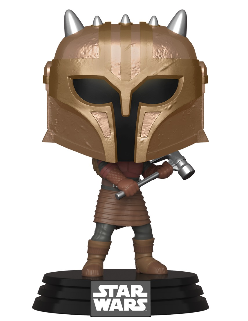 Figurka Star Wars: The Mandalorian - The Armorer (Funko POP! Star Wars 353) (PC)