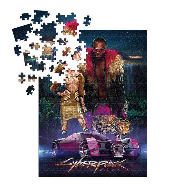 Puzzle Cyberpunk 2077 - Neokitsch (PC)