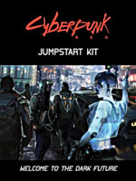 Kniha Cyberpunk Red: Jumpstart Kit (Stolní RPG)