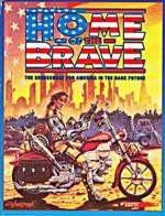 Kniha Cyberpunk Home of the Brave (Stolní RPG - rozšíření)