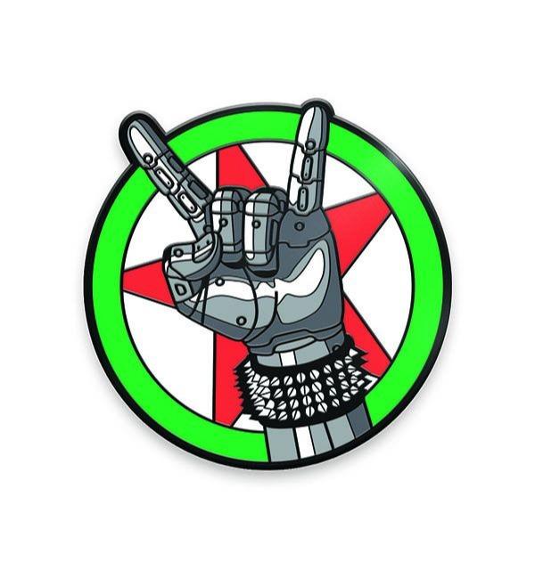 Magnet Cyberpunk - Silverhand Emblem (PC)