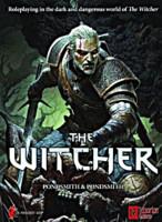 Kniha The Witcher (Stolní RPG - Základní set)