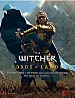 Kniha The Witcher: Lords and Lands (Stolní RPG - rozšíření)
