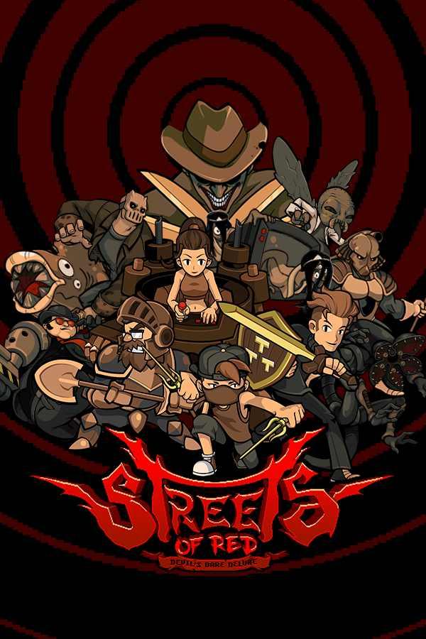 Streets of Red (PC) Klíč Steam (PC)
