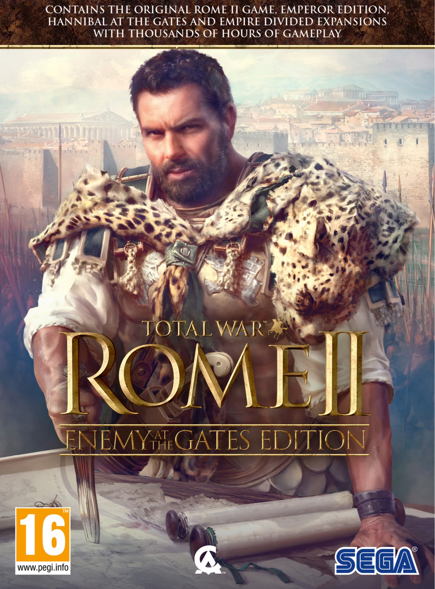 Total War: Rome 2 - Enemy at the Gate Edition (PC)