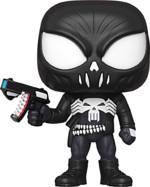 Figurka Marvel - Venom Punisher (Funko POP! Marvel 595)