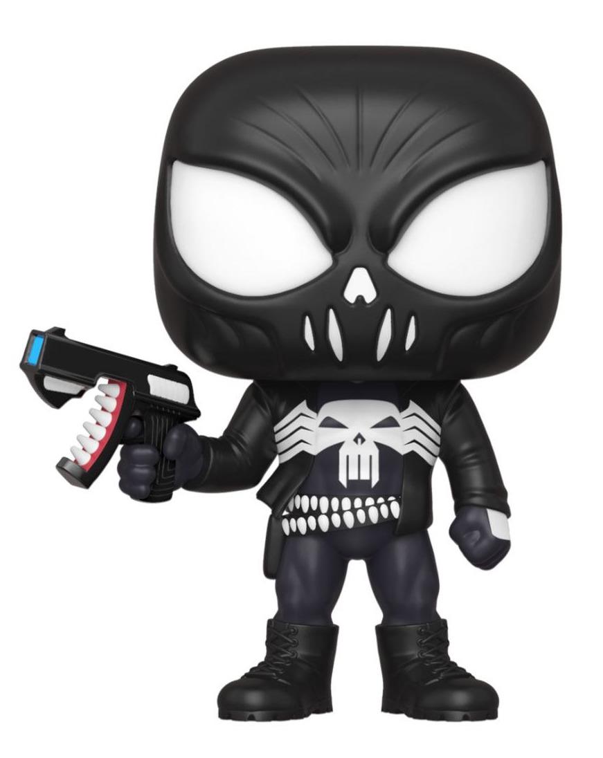 Figurka Marvel - Venom Punisher (Funko POP! Marvel 595) (PC)