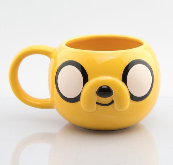 Hrnek Adventure Time - Jake the Dog (PC)