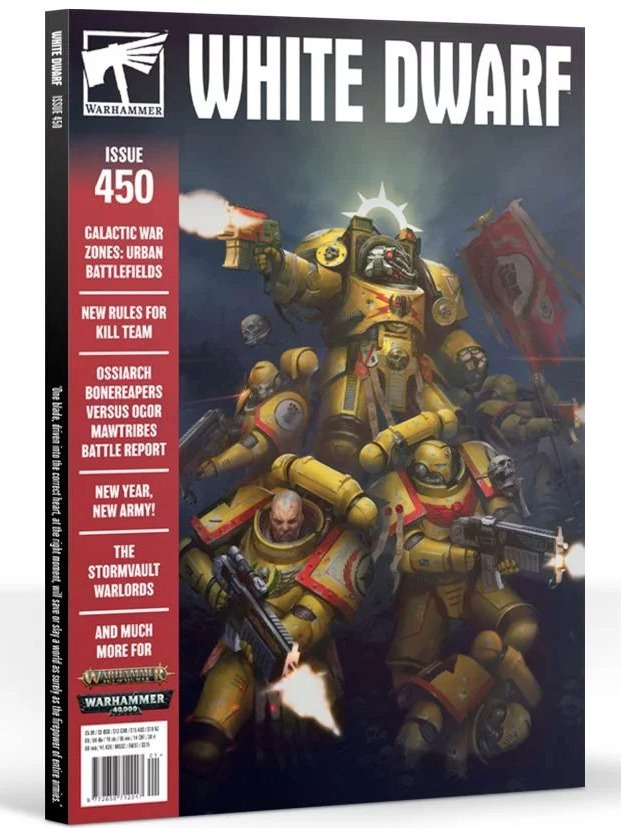 Časopis White Dwarf 2020/01 (Issue 450) (PC)