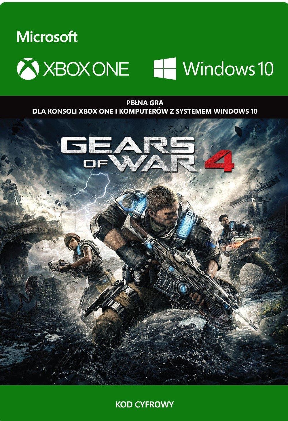 Gears of War 4 (PC/XONE) DIGITAL (PC)