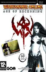 Warhammer Online - předplacená karta (PC)