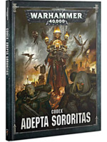 Kniha W40k: Codex: Adepta Sororitas
