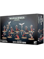 W40k: ADEPTA SORORITAS: Battle Sister Squad (11 figurek)