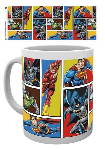 Hrnek DC Comics - Justice League (PC)